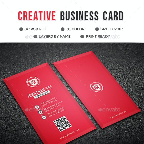 Creative Business Card Templates Designs From Graphicriver
