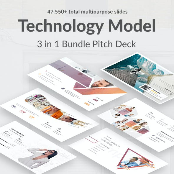 Technology Presentation Templates From Graphicriver