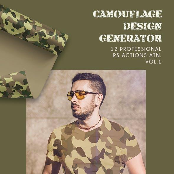 Svg Camo Generator