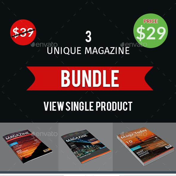 Bundles Stationery and Design Templates from GraphicRiver