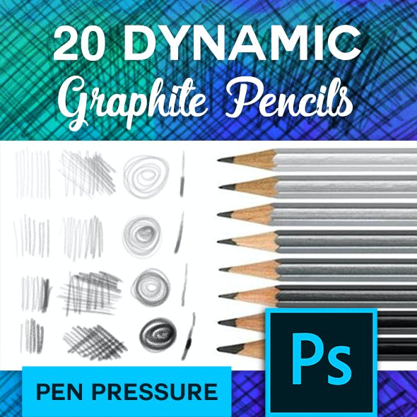 Photoshop Brush Graphics, Designs & Templates from