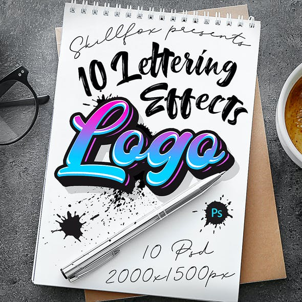 Simple Hand-Lettering Effects