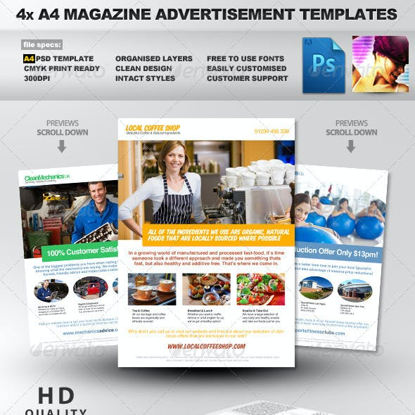 advertisement template graphics designs templates