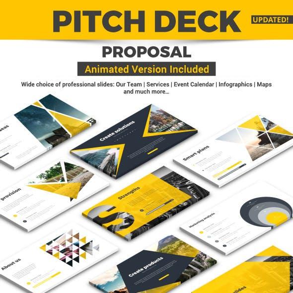 Pitch Deck Proposal