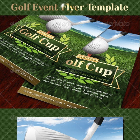 Event Flyer Template Graphics Designs Templates