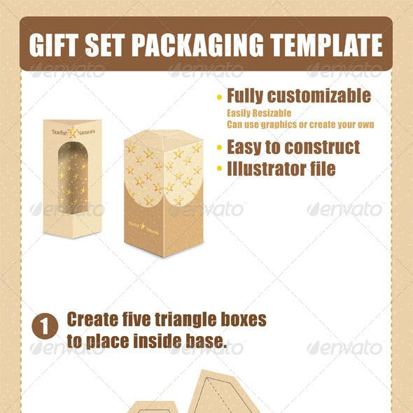 triangle packaging template.html