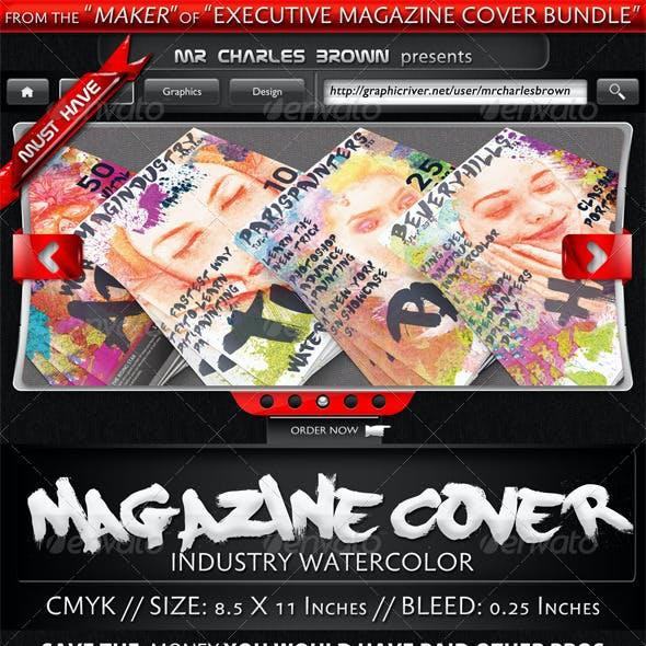 graphicriver magazine cover graphics designs templates