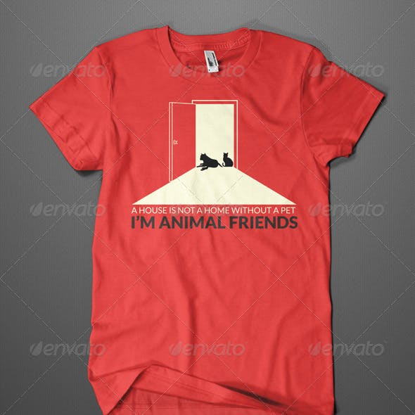 Friendship T Shirt Design | Friendship T Shirt Designs From Graphicriver