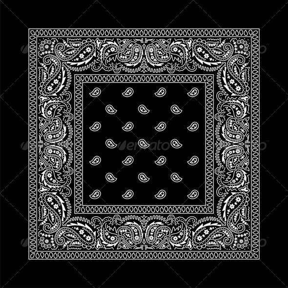 bandana graphics designs templates from graphicriver
