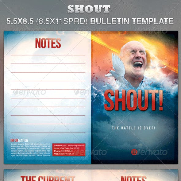 psd bulletin graphics designs templates from graphicriver
