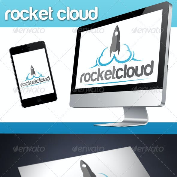 Rocket Launching Logo Templates from GraphicRiver