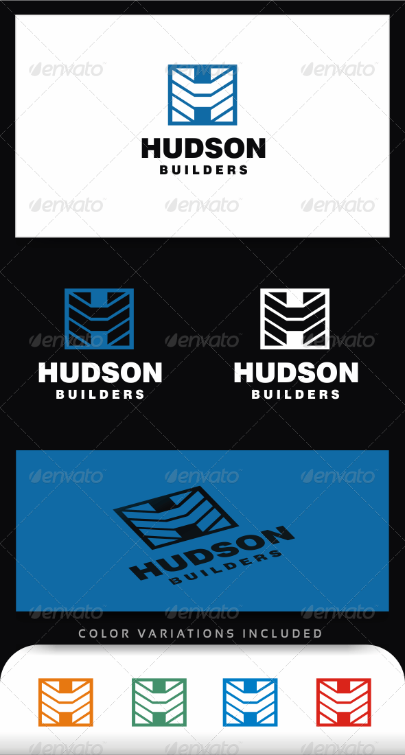 letter h logo template letters logo templates