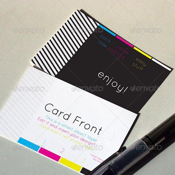 Carte De Visite Graphics Designs Templates From GraphicRiver