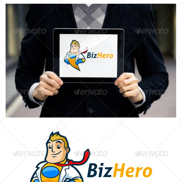 Superhero Logo Graphics Designs Templates From Graphicriver