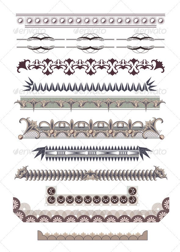set of certificate borders by robisklp graphicriver