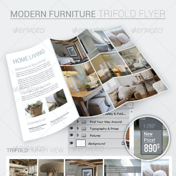 trifold flyer graphics designs templates from graphicriver
