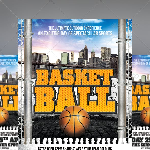 Ball Sporting Event Flyer Templates From Graphicriver Page 29
