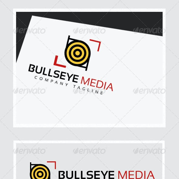 bullseye brand graphics designs template from graphicriver