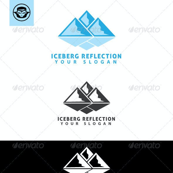 reflections fresh logo templates from graphicriver