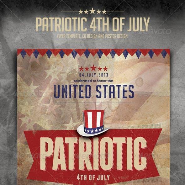 patriotic graphics designs templates from graphicriver