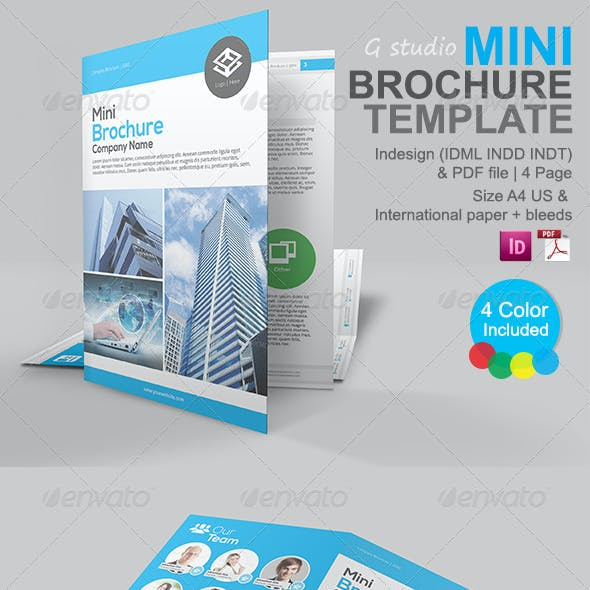 Mini Stationery And Design Templates From GraphicRiver