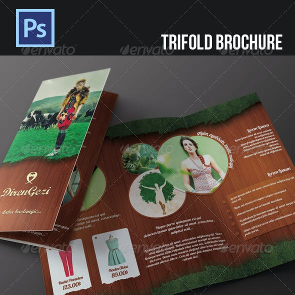 Brosur Graphics Designs Templates From GraphicRiver