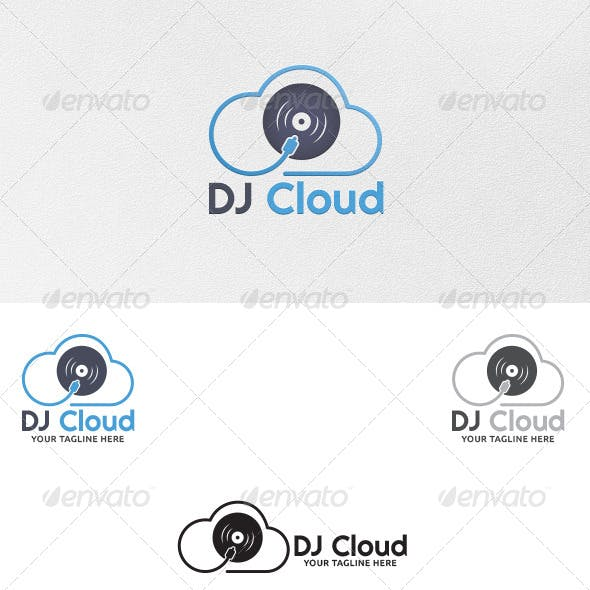 dj logo graphics designs templates from graphicriver page 2
