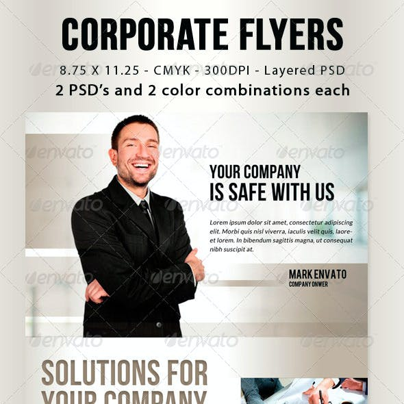work flyer templates from graphicriver page 9