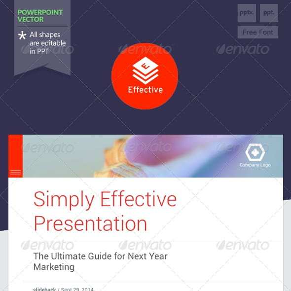 Geek ios presentation template from graphicriver effective powerpoint template toneelgroepblik Choice Image