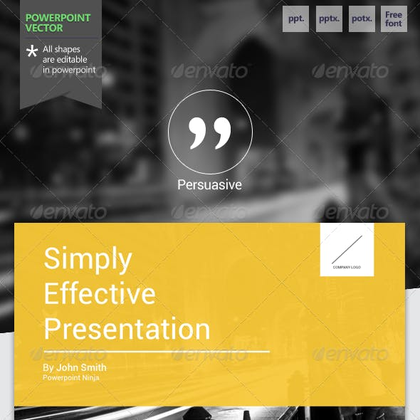 ted presentation templates from graphicriver