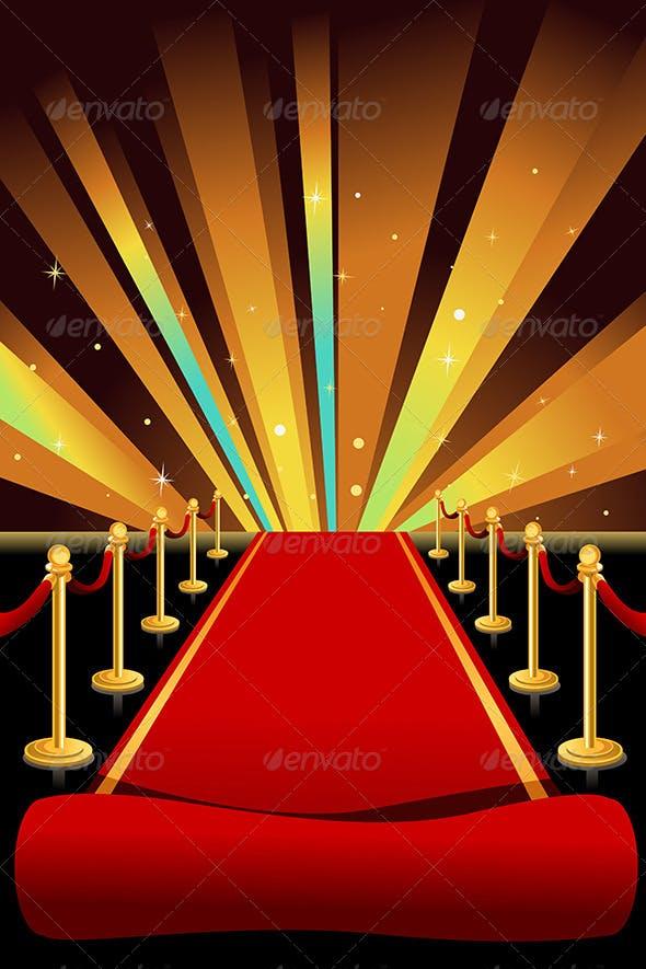 red carpet by artisticco graphicriver