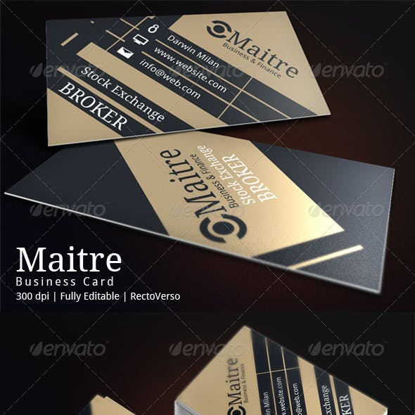 Lawyers Business Card Templates Design From Graphicriver