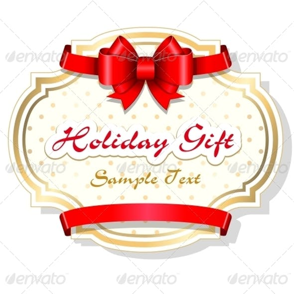 holiday gift card template - Holiday Card Templates