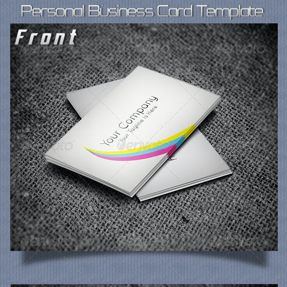 personal stationery and design templates from graphicriver page 12