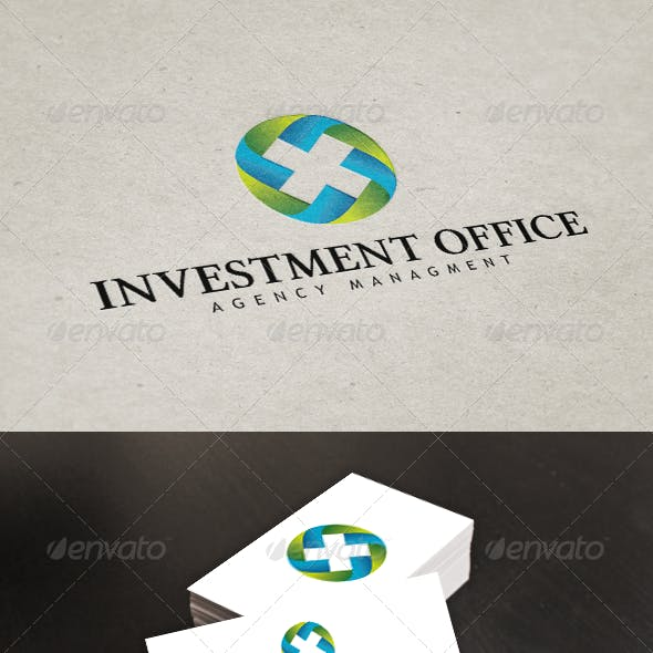 blue fancy logo templates from graphicriver