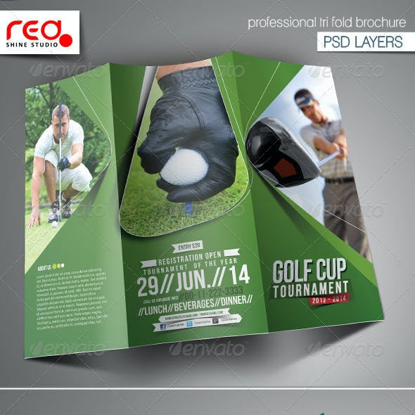 golf brochure graphics designs templates from graphicriver page 2