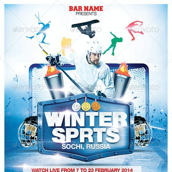 sports poster graphics designs templates from graphicriver