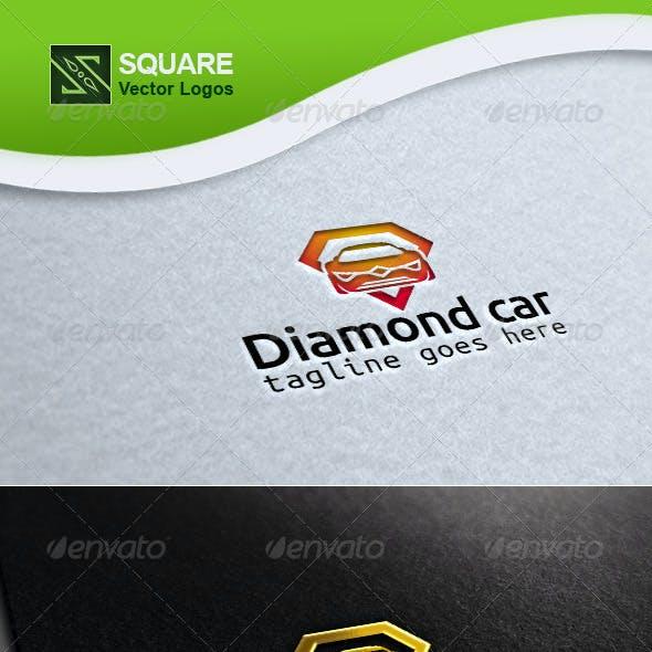 Diamond Car Vector Logo Template By Svlogos Graphicriver