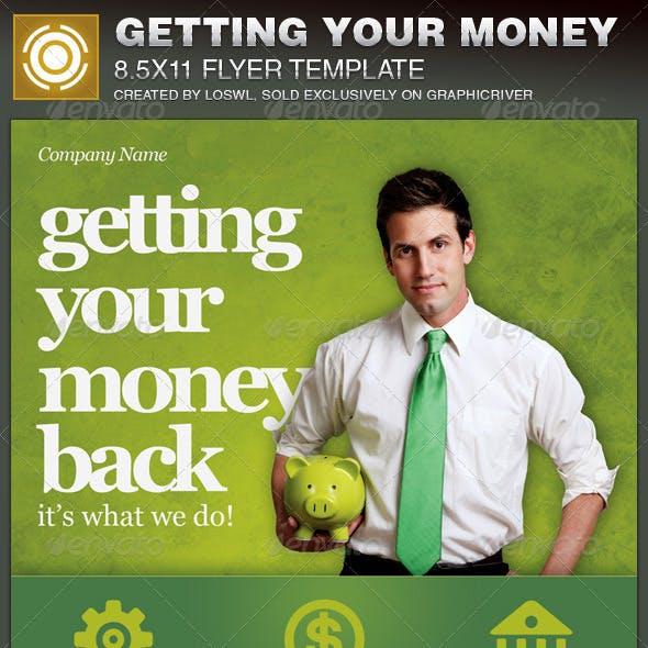 Tax Preparation Flyers Graphics, Designs & Templates