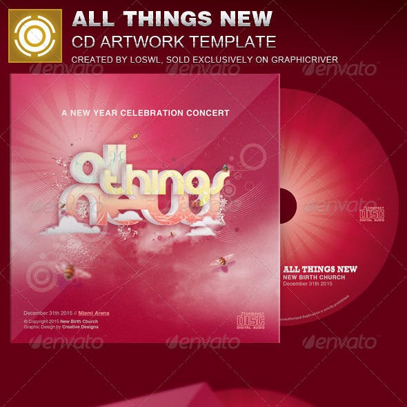 cd dvd artwork templates from graphicriver page 54