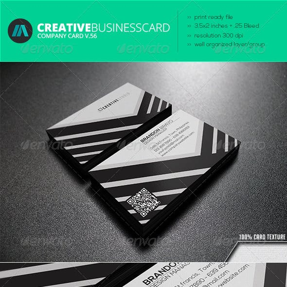 Title card graphics designs templates from graphicriver page 15 intenseartisan business card vol56 colourmoves