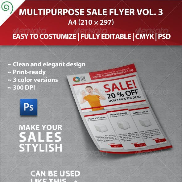 design and template commerce flyer templates from graphicriver page 9