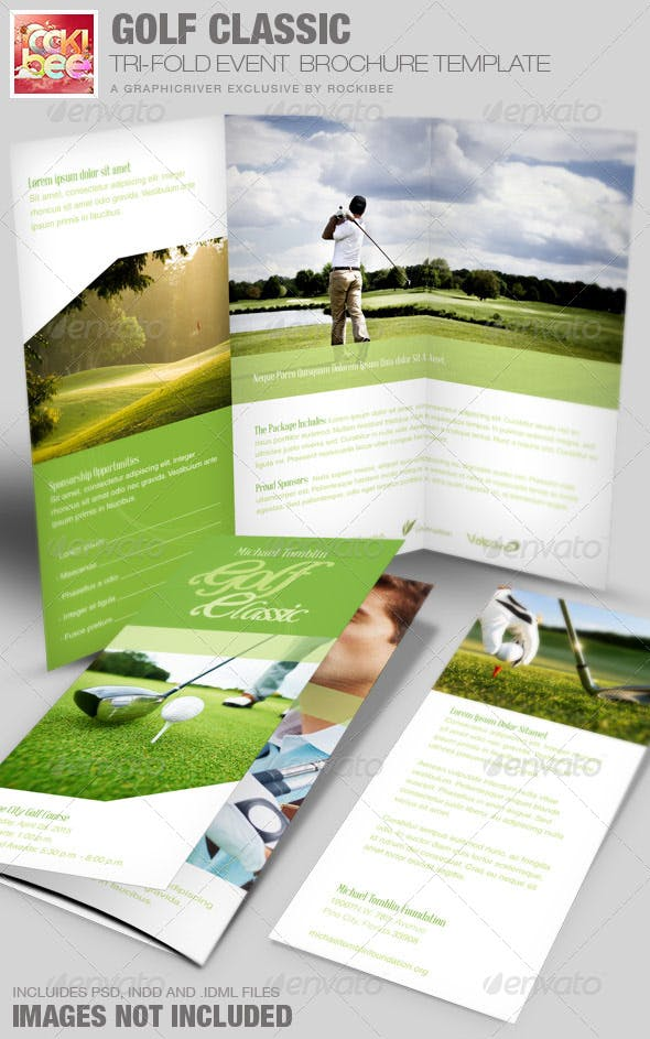 golf classic event tri fold brochure template graphicriver.html