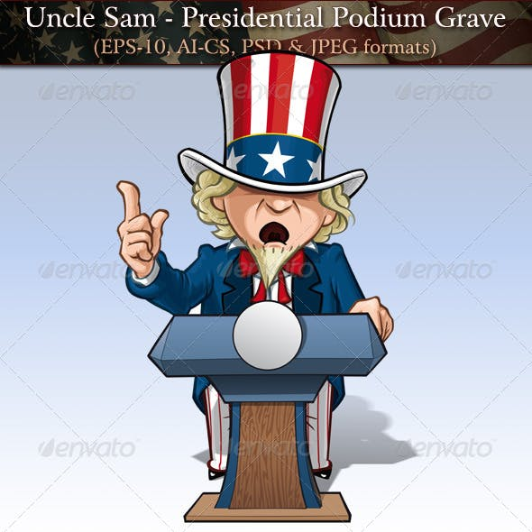 uncle sam and usa graphics designs templates page 2