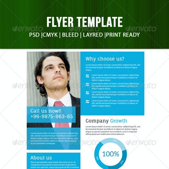 one page flyer graphics designs templates from graphicriver page 6