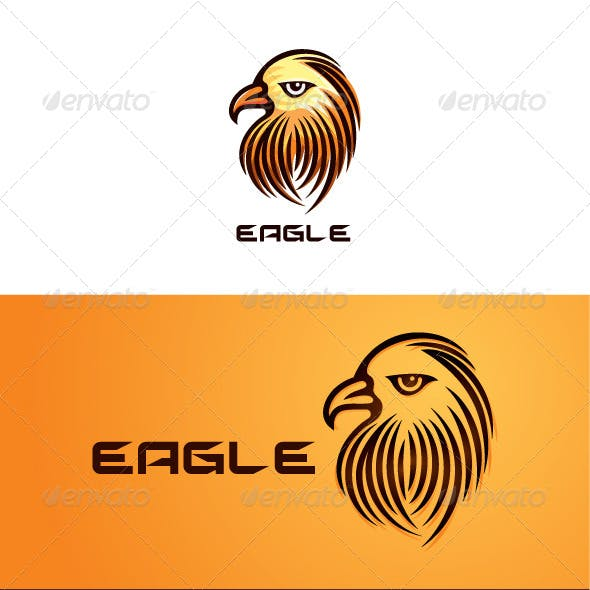 Pictograph Eagle Graphics, Designs & Templates