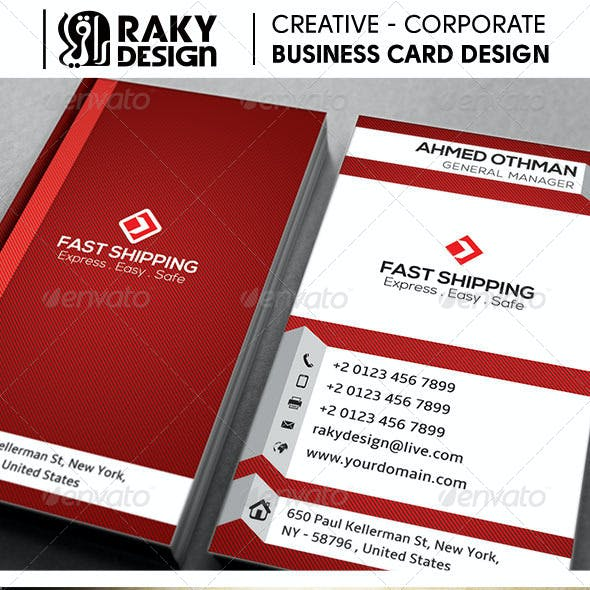 Creative business card templates designs from graphicriver page 54 minimal business card reheart Images