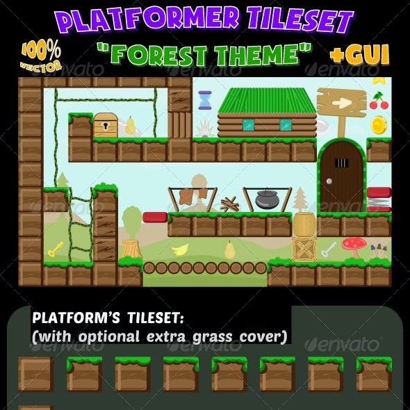 game platform graphics designs templates from graphicriver page 7