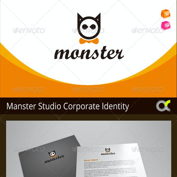 Monster Design Templates from GraphicRiver