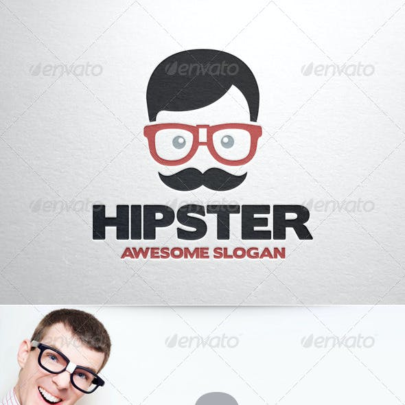 Hipster logo graphics designs templates from graphicriver hipster logo template maxwellsz